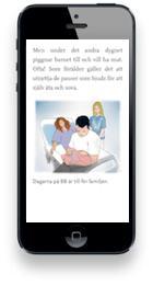 Första läkarboken på iPhone